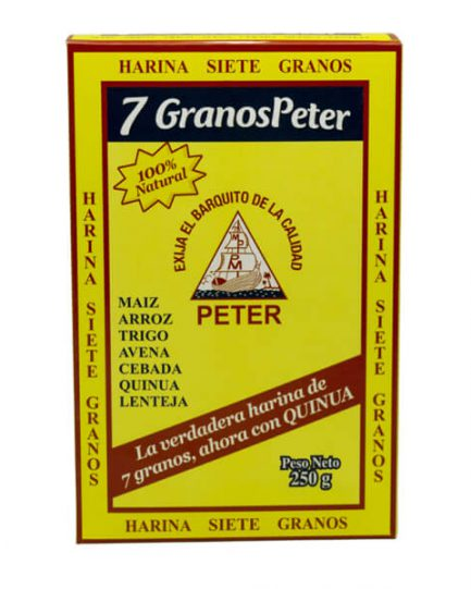 7 Granos Peter Natural 250