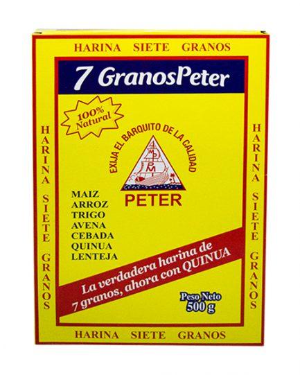7 Granos Peter Natural 500 g