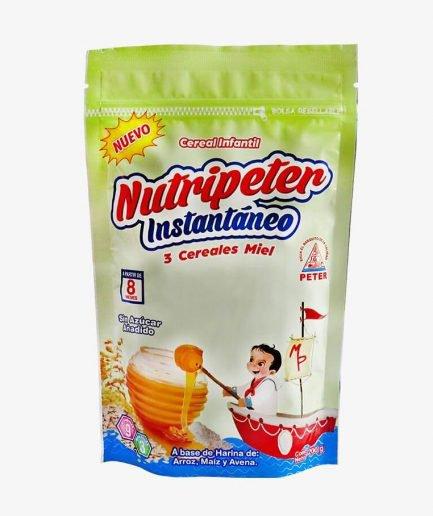 cereal-infantil-nutripeter-3-cereales-miel-200-gr-frente