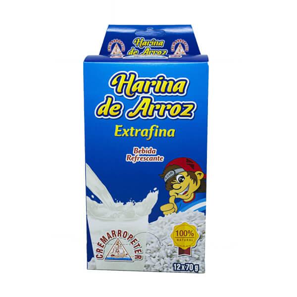 Harina de Arroz Cremarropeter Natural