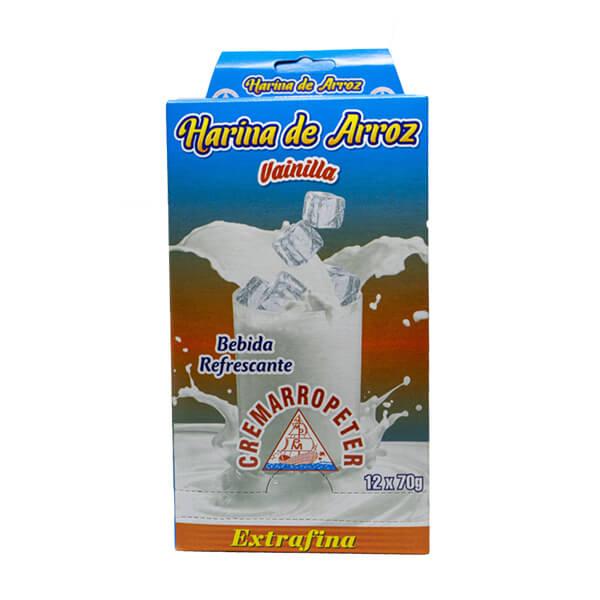 Harina de Arroz Cremarropeter Vainilla