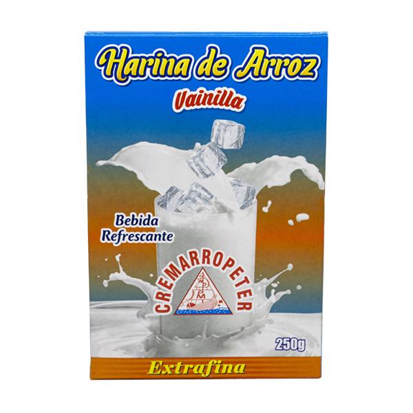 Harina de Arroz Cremarropeter Vainilla 250 g