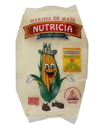 Harina de Maíz Nutricia 500g