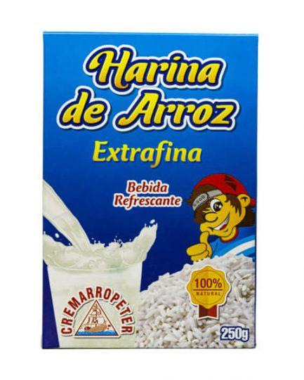 Harina de Arroz Cremarropeter Natural x 250 g