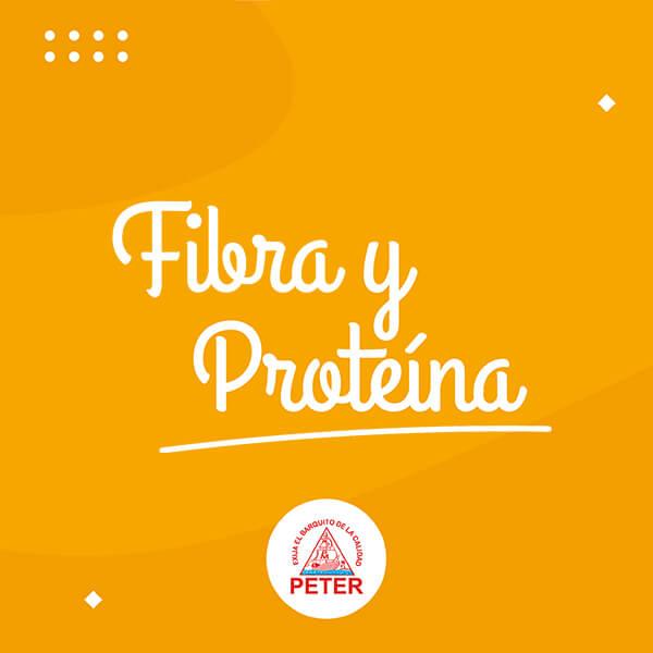 Fibra y Proteína Combo